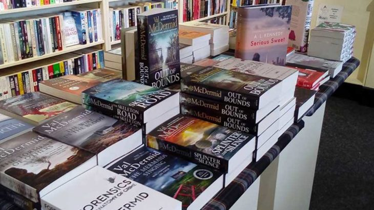 Ullapool Book Festival authors books