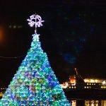 Ullapool Christmas lights